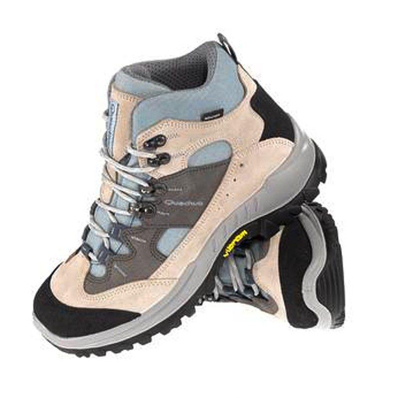 zapatillas de skate tecnicas modernas última venta Senderismo Mujer Calzado de mujer - Botas de montaña Forclaz ...