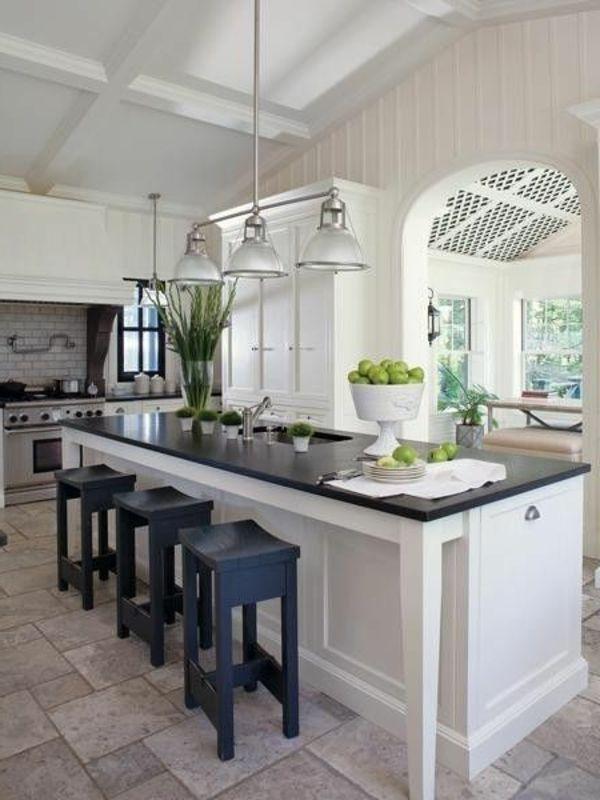 la cuisine avec lot central ides de dcoration et design concernant ide cuisine avec ilot central