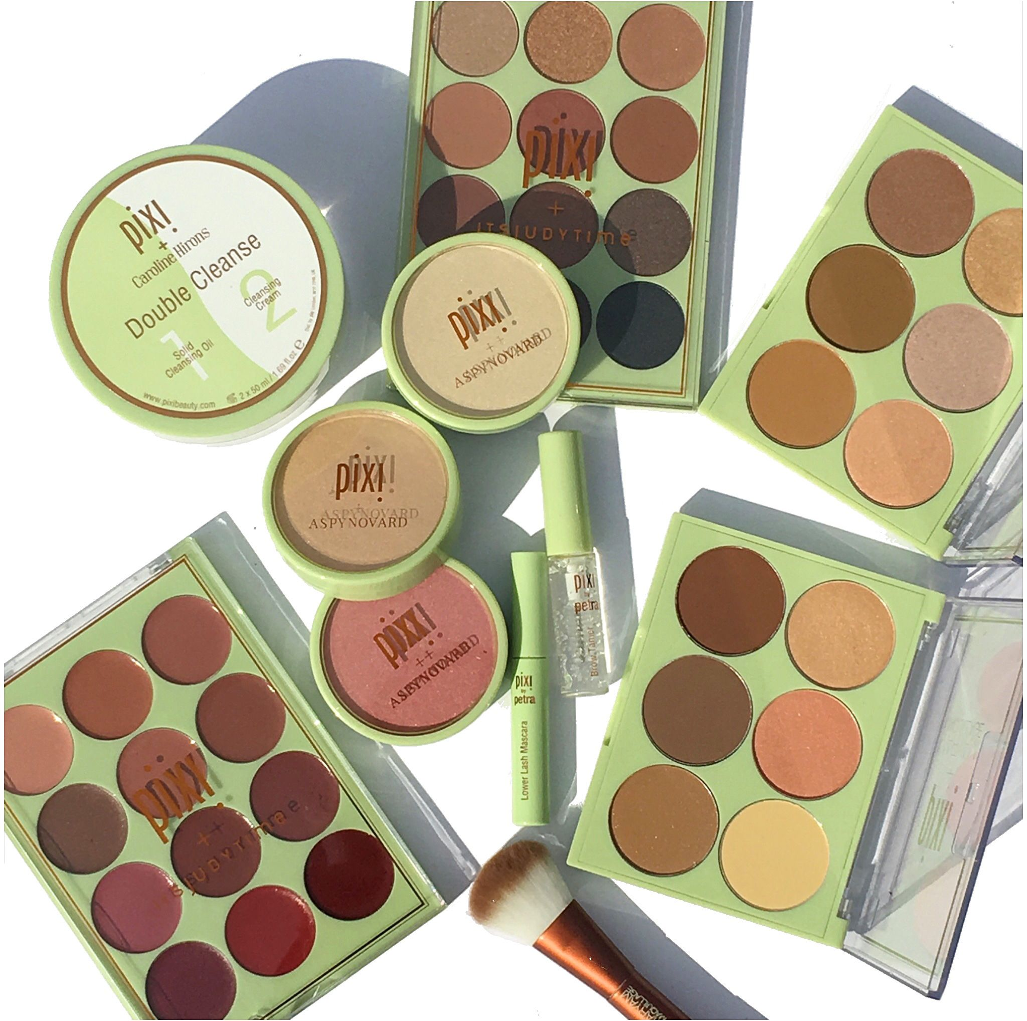PIXI BEAUTY PIXI PRETTIES Overview & Swatches: It's Judy Time, Aspyn Ovard, Caroline Hirons, Maryam Maquillage