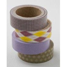 'retro purple' tape Bloomingville