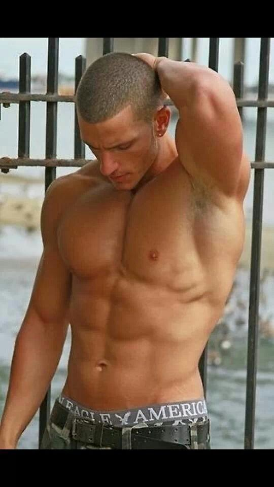 abs Military men with