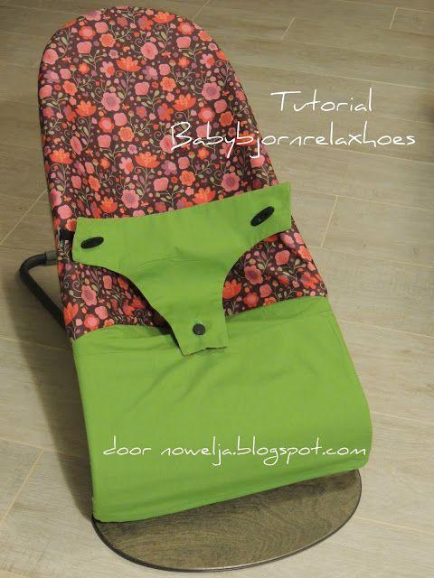 Tutorial Babybjornrelax - by Nowelja op nowelja.blogspot.com