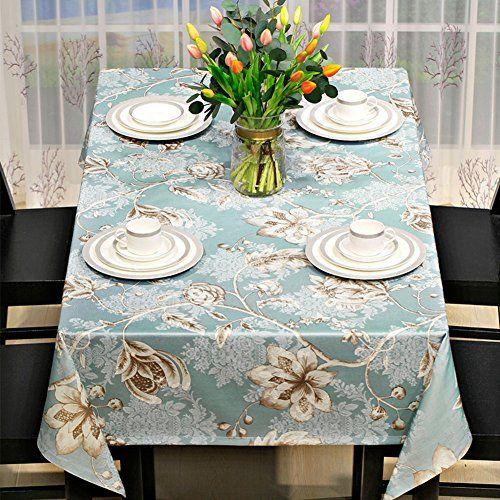 American Rustic Diningroom Table Clothtea Table Clothmodern Mesmerizing Dining Room Tablecloths Design Ideas