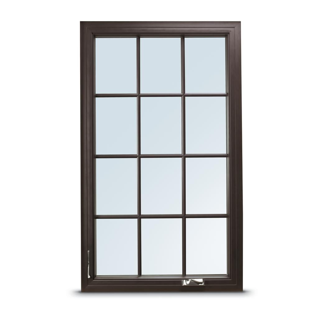 Andersen Installed 100 Series Fibrex Casement Windows