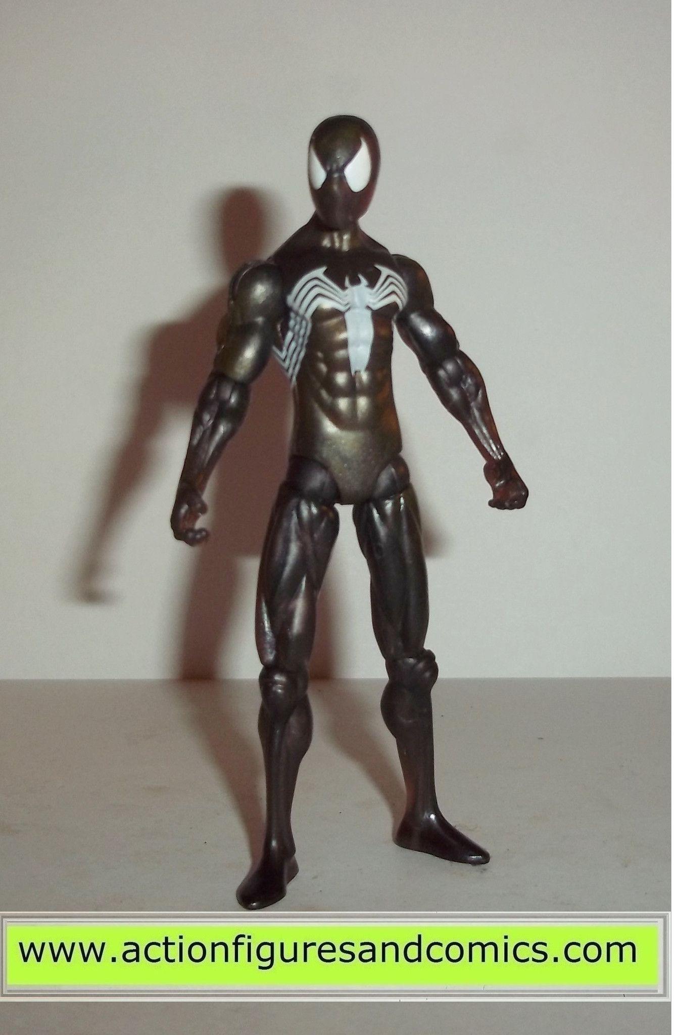 298ac7c000ee marvel universe SPIDER-MAN black suit classics hasbro toys action figures  7334. VANS x Marvel Spider-Man Mens T-Shirt