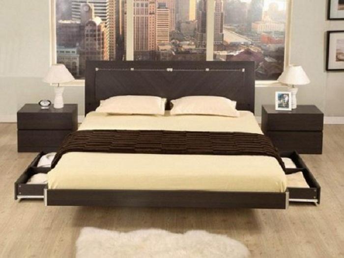 Beautiful Modern Bed Frame Bed Design Modern Platform Bed