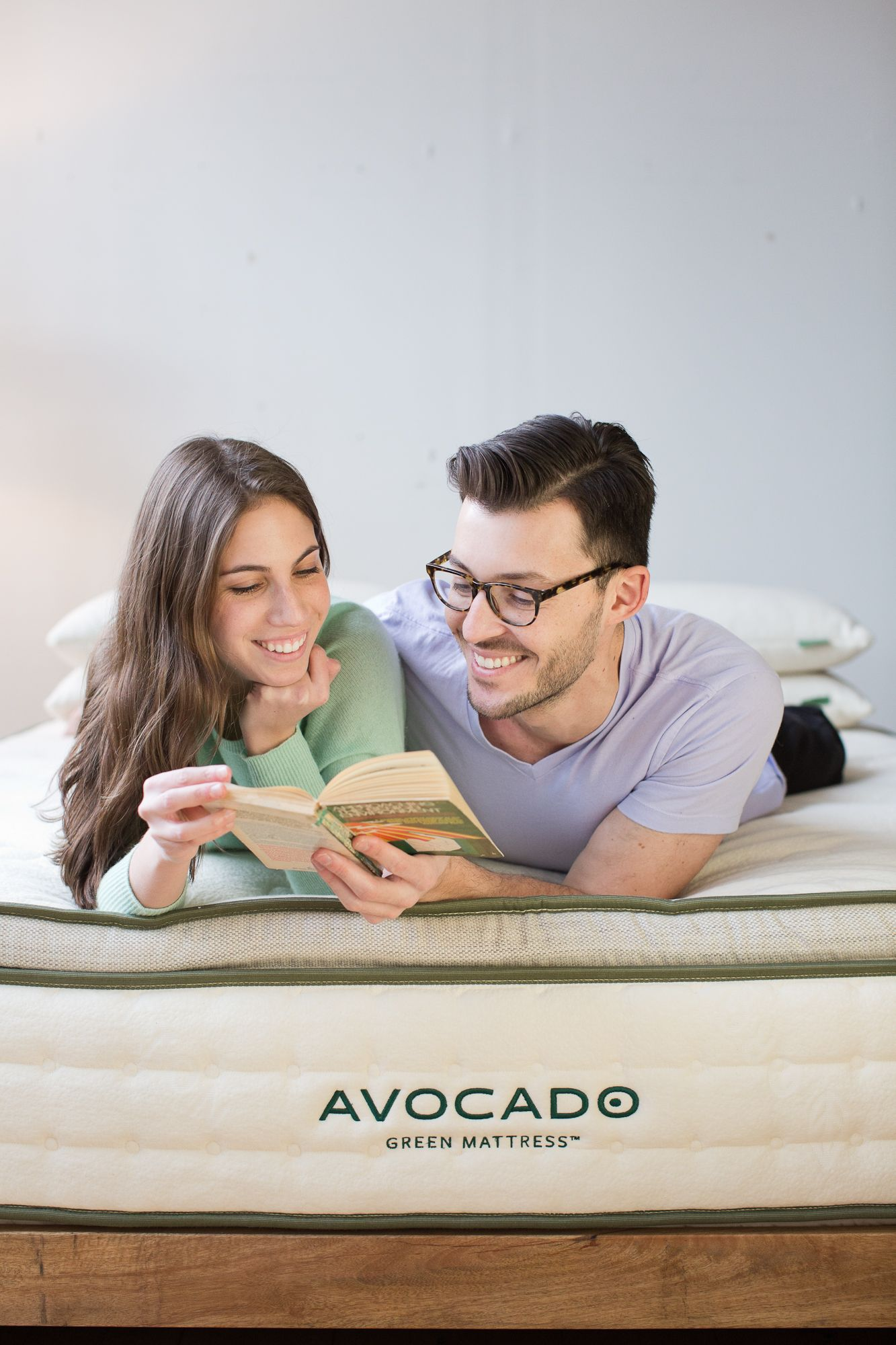 Avocado Green Mattress panosundaki Pin