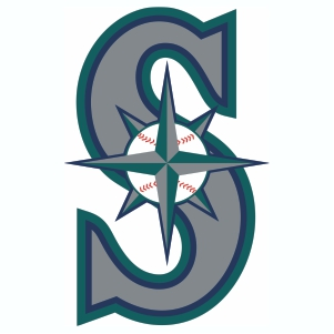 Seattle Mariners S Logo Vector Seattle Mariners Logo Seattle Mariners Mariners