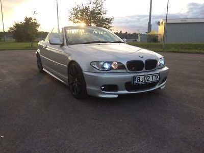 2002 Bmw E46 325ci Msport Convertible Spares Or Repairs Bmw Bmw E46 Convertible