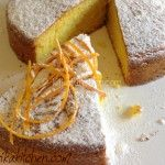 Torta all'arancia bimby