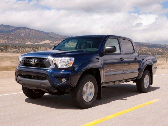 2012 Toyota Tacoma Double Cab >> 2012 Toyota Tacoma Cars Trucks News Autos Coches Motores