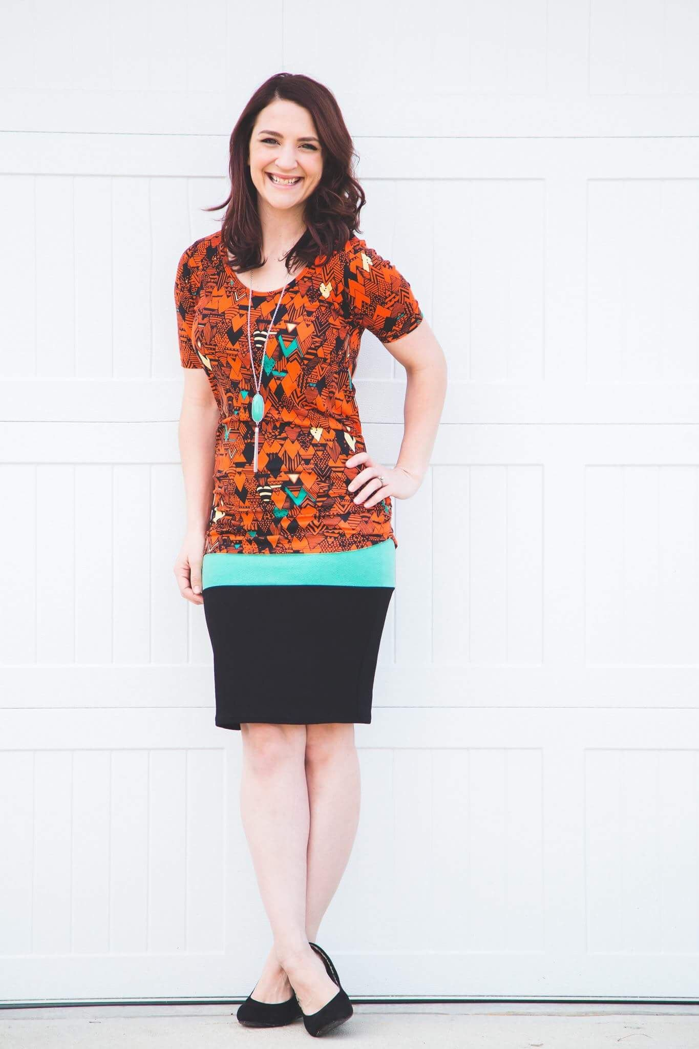 f36b227584c LuLaRoe Perfect T and Cassie. The perfect wear to work