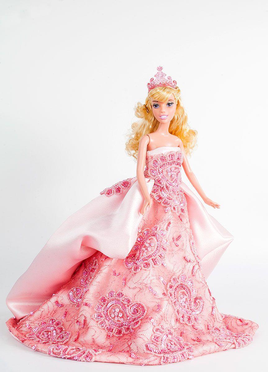 De princesas y diseñadores | Bella durmiente, Princesa de disney y ...