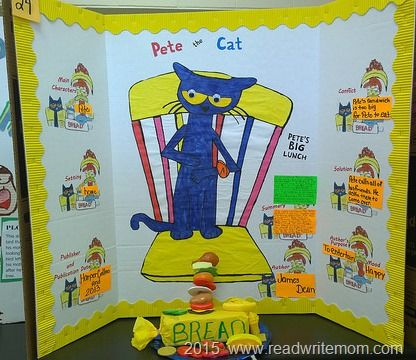 Pete The Cat I Love My White Shoes Science Fair