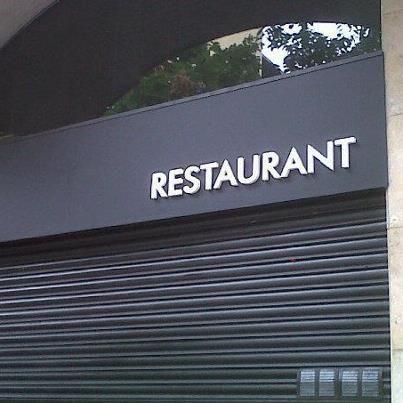 corpóreo para restaurant en Palermo buenos aires