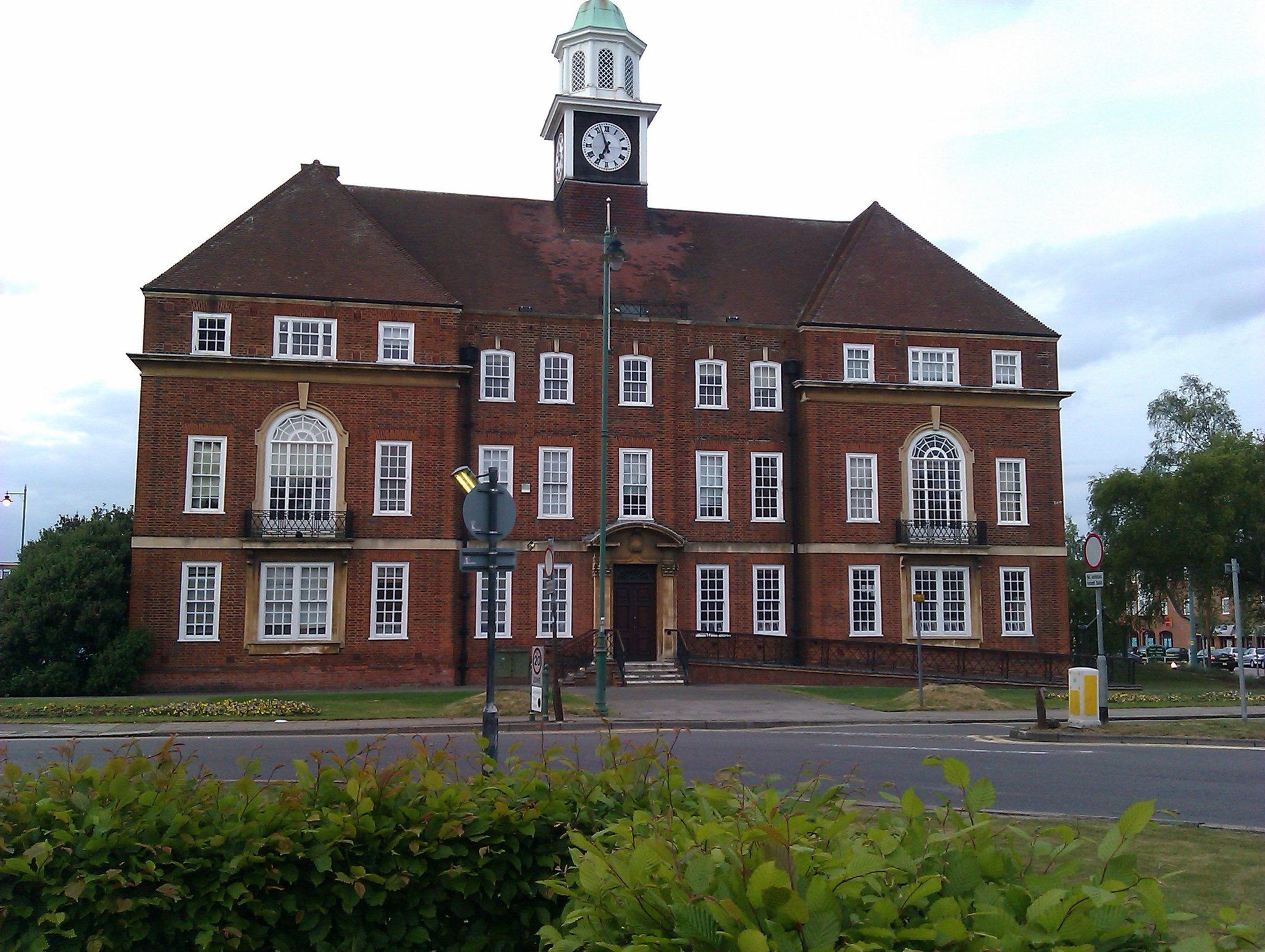 Letchworth Town Hall Letchworth garden city