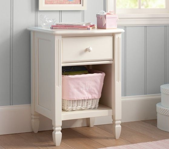 Best Madeline Nightstand Pottery Barn Kids With Images 400 x 300