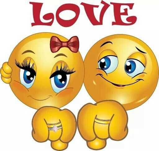 Marriage Emoticon Love Emoji Love Love Smiley