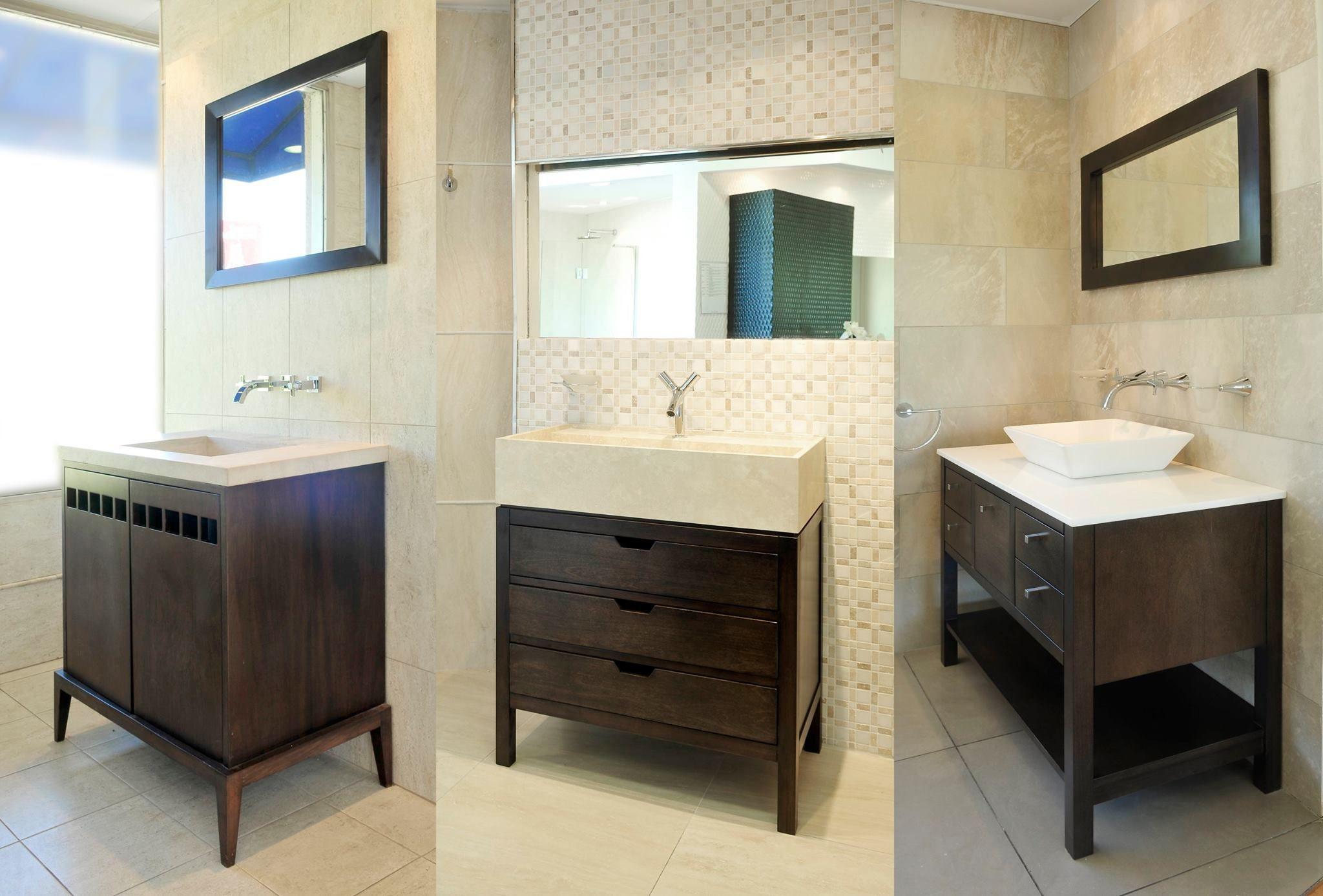 Muebles de madera para tu ba o que estilo te representa m s pondr as un mueble as en tu ba o - Mas que muebles ...