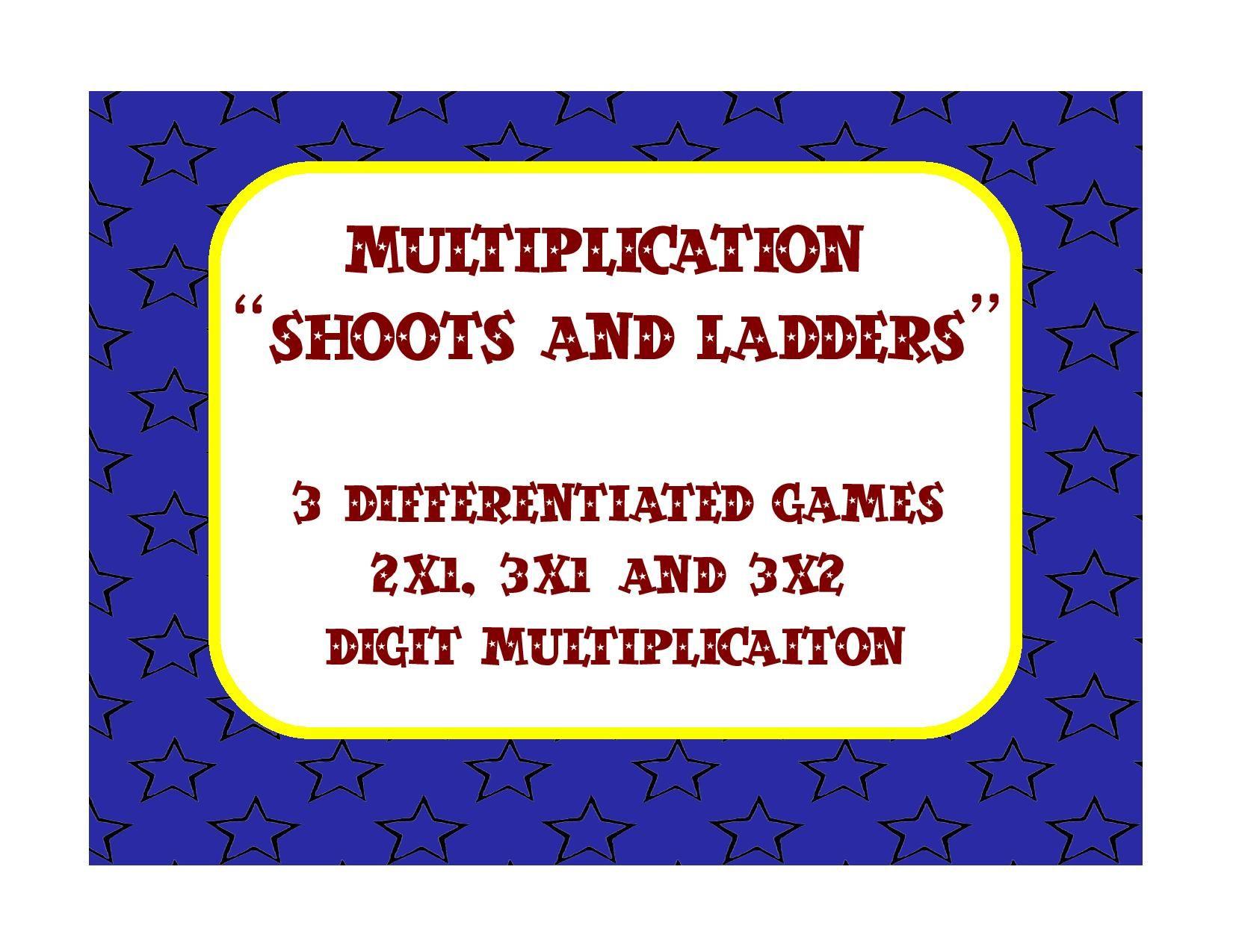 multiplication 39 shoots and ladders 39 math for kids long division multiplication games. Black Bedroom Furniture Sets. Home Design Ideas