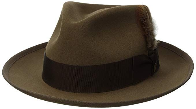 b8ded9716a1d45 Stetson Men's Whippet Royal Deluxe Fur Felt Hat Review | Hats and ...
