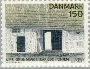 N.F.S.Grundtvig's Childhood Home, Udby
