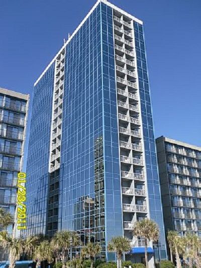 Seagl Tower Myrtle Beach Pictures