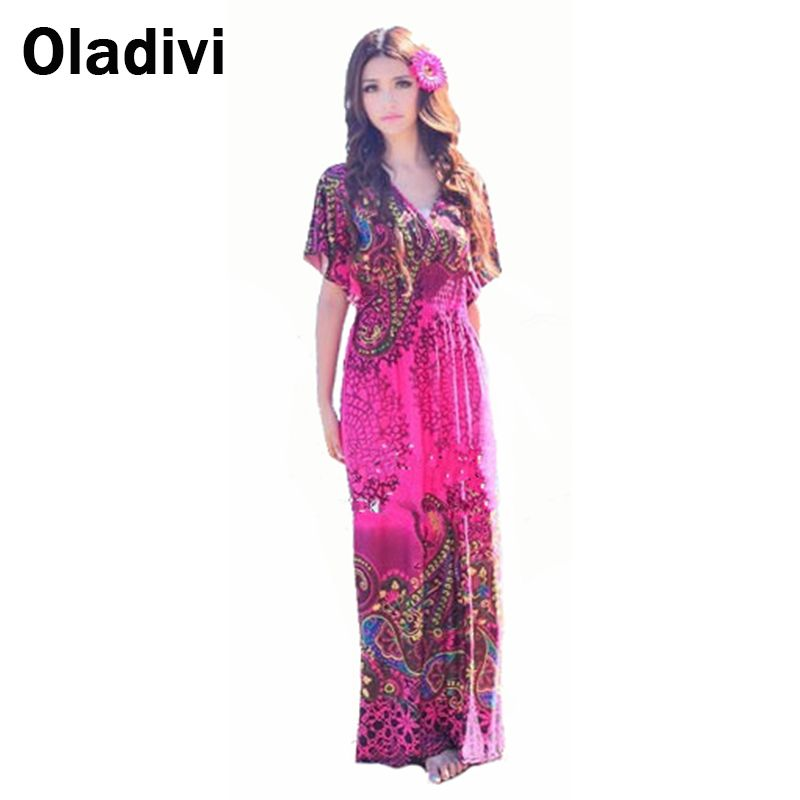 624c63c796b1 Find More Information about Hot Summer Style Fashion New 2015 Women Boho  Clothes Beach Dress Ice