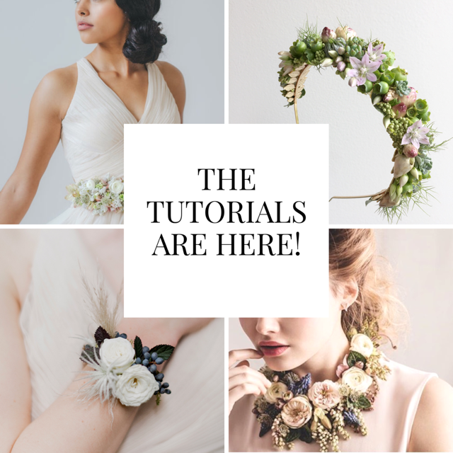 With Susan Mcleary S Online Flower Design Tutorials Learn Step By Step How To Make Updated Flor Floral Arrangement Classes Creative Flower Arrangements Floral