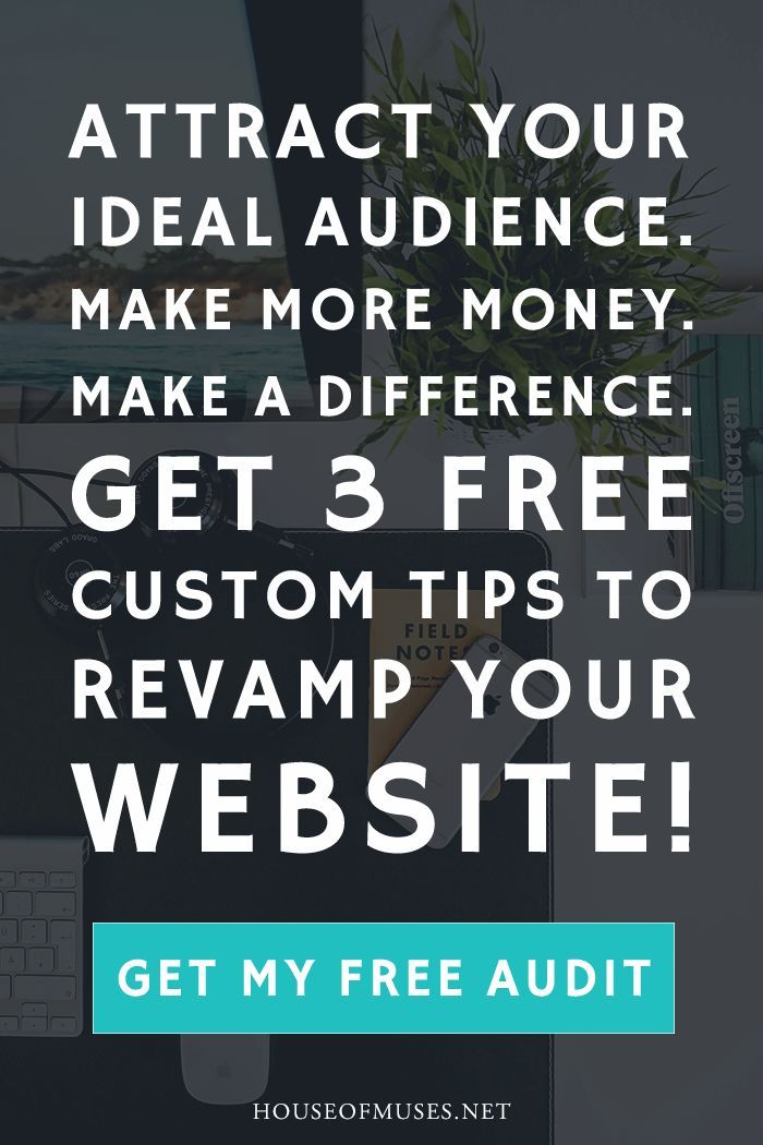 Attract your ideal audience make more money make a - How to get more money on home design ...