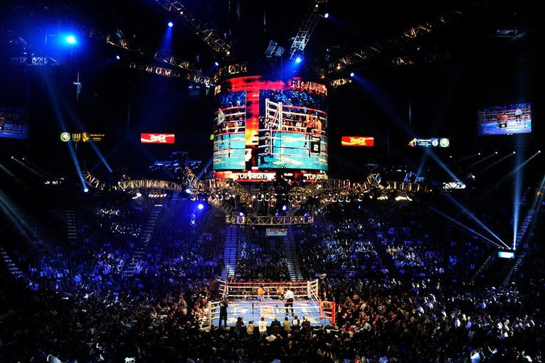 MGM Grand Garden Arena Las Vegas Las Vegas Pinterest Sport