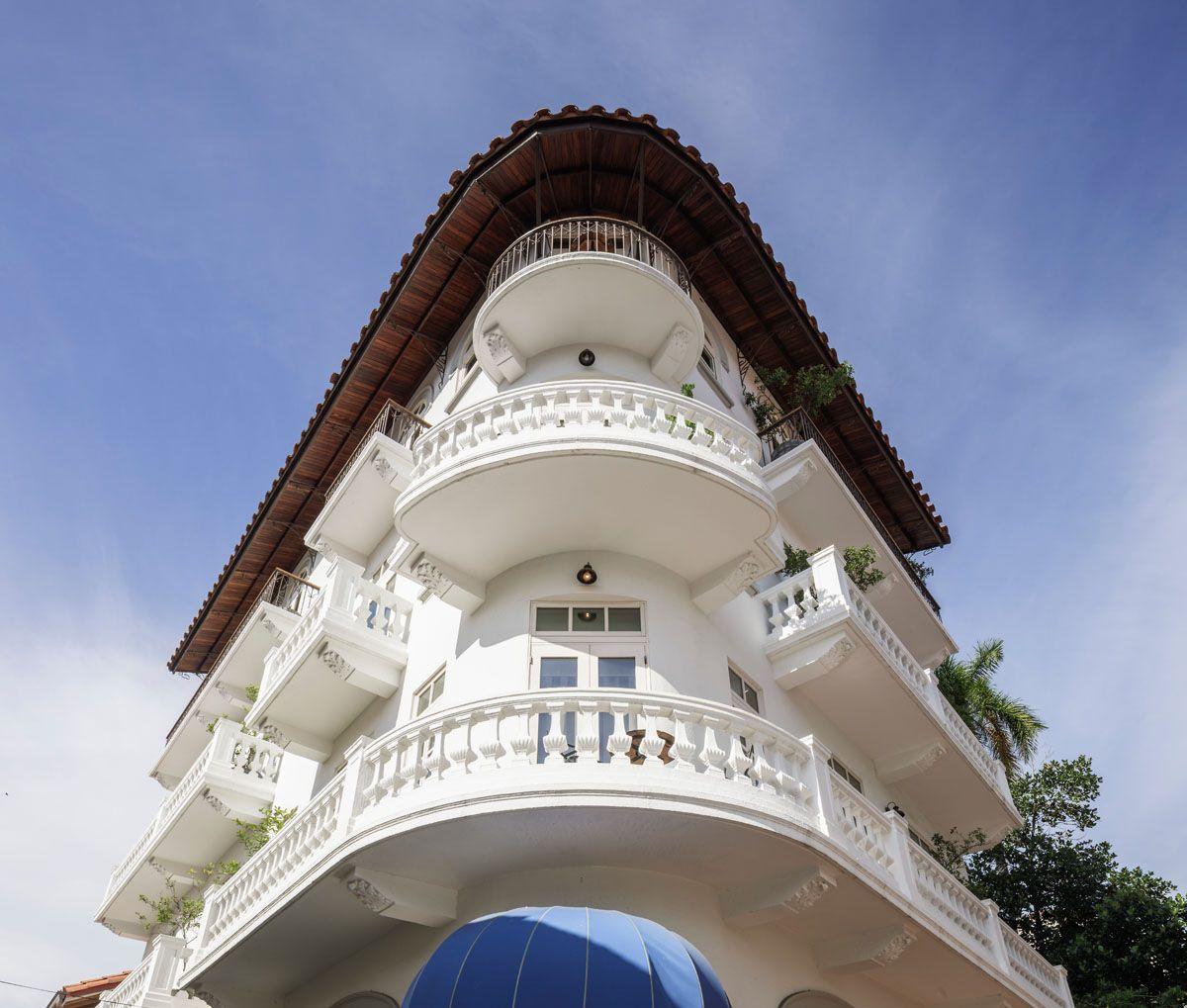 Las Clementinas Casco Viejo Panama Boutique Hotel Architecture Landmark Boutique Hotel Jaen
