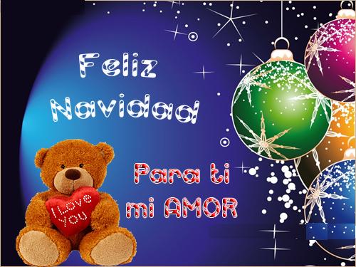 Imagenes Con Frases Cortas De Navidad Para Mi Amor Navidad