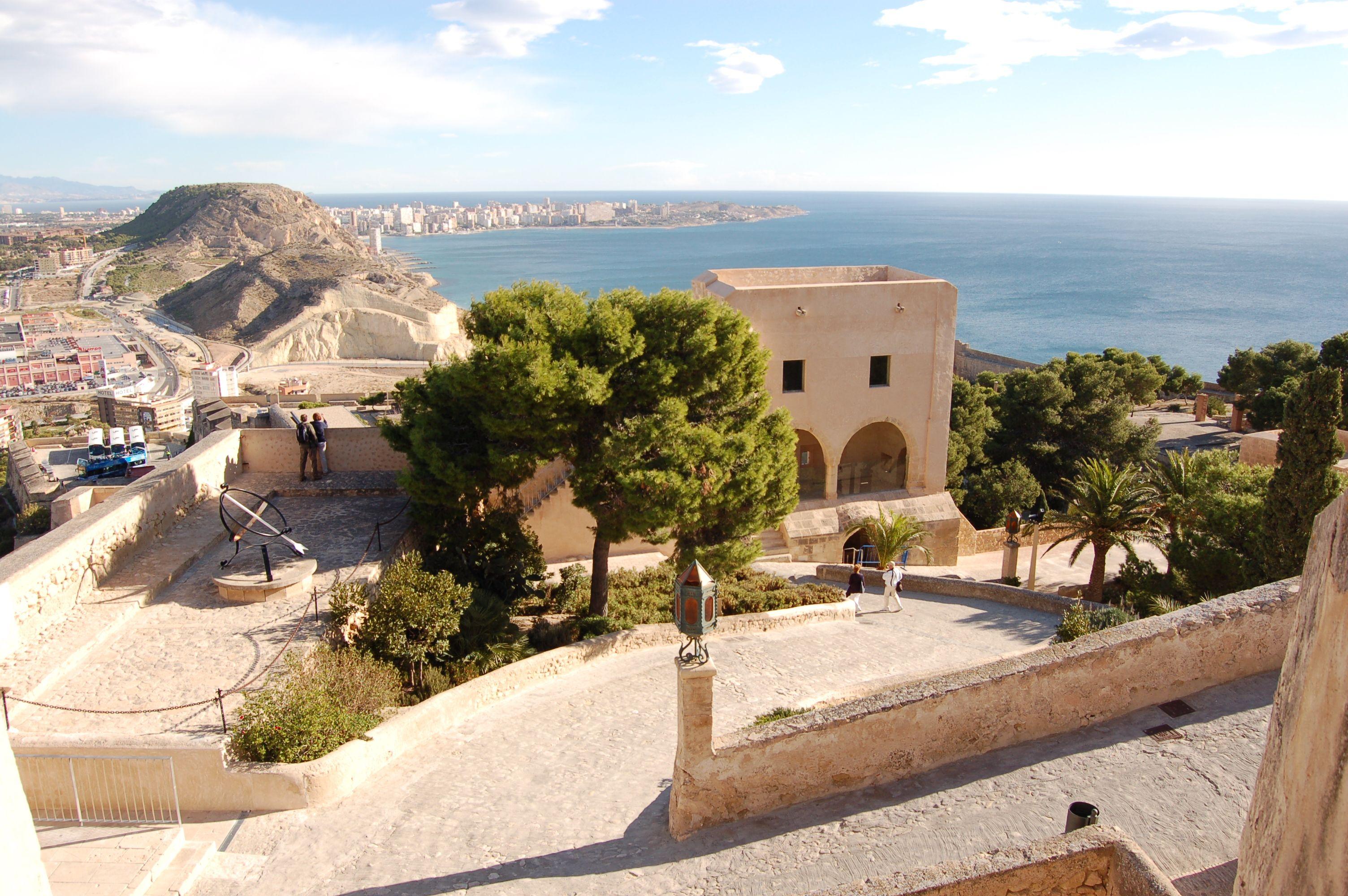 Los mejores lugares para deleitar la vista en Alicante