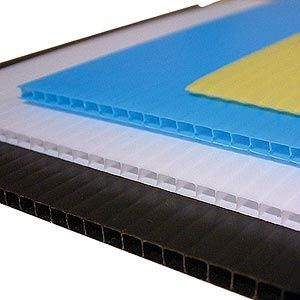 correx corrugated plastic sheeting packaging from samuel grant the complete packaging service