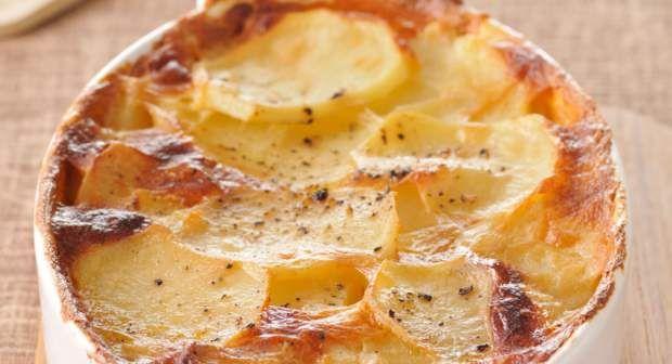 25 recettes de gratins de pommes de terre pour toute la famille