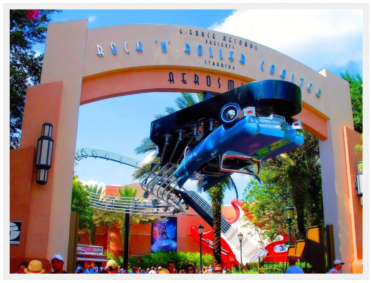 Orlando, Fl. Disney's Hollywood Studios (originally Disney-MGM Studios until 2008) is the third of four theme parks built at the Walt Disney World Resort in Bay Lake, Florida, near Orlando.