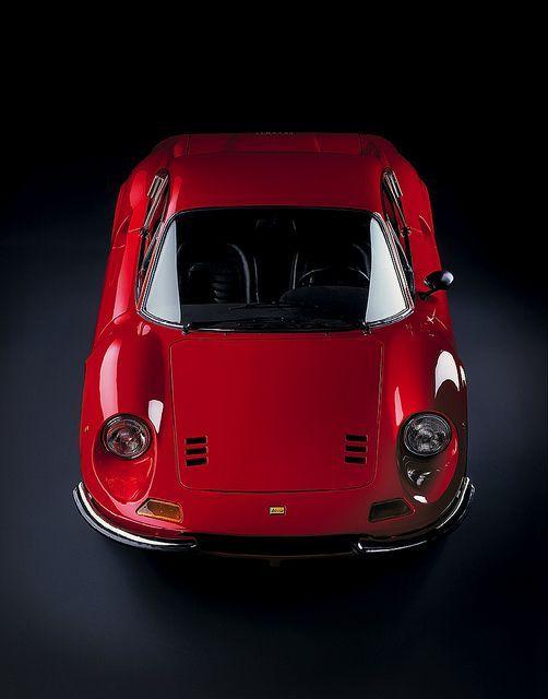 Ferrari 246GT by Auto Clasico on Flickr.
