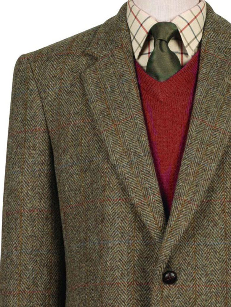 6341cbd44822 Taransay Harris tweed jacket. | Gift Ideas! | Harris tweed jacket ...