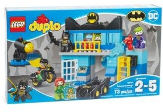 Lego Duplo Batcave Challenge Lego Batman Affiliate Pumpkin Place