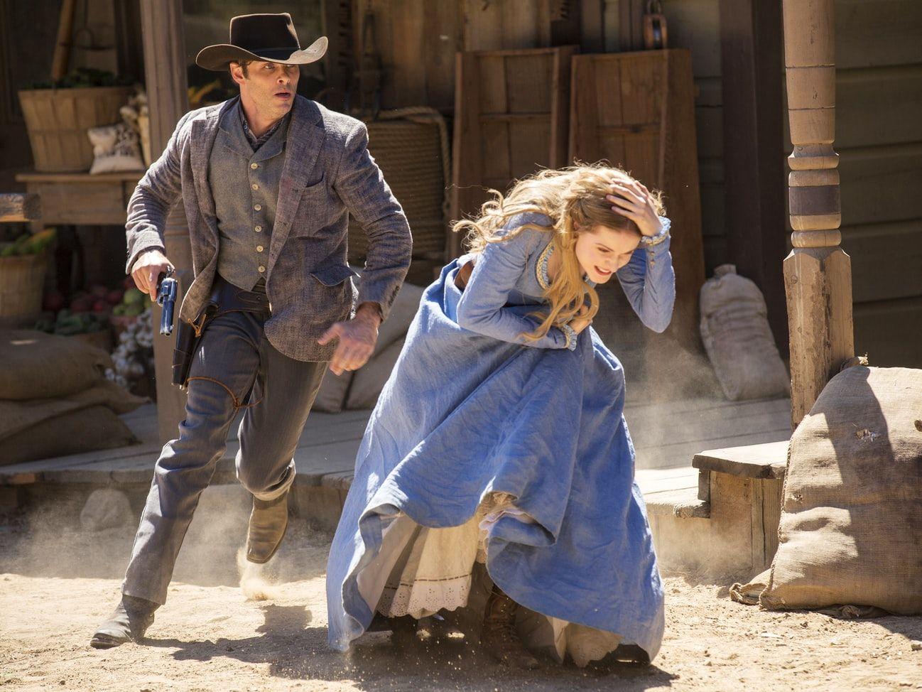 Pin by ~ Terri ~ on Women of Western Film | Westworld hbo