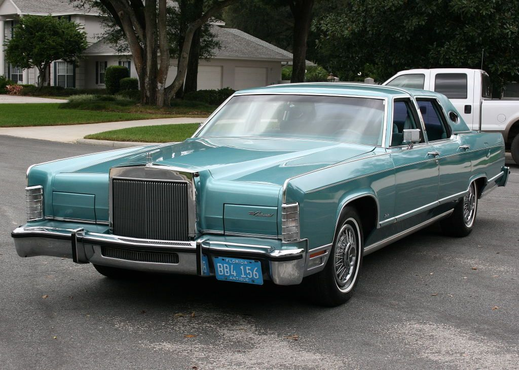 1979 Lincoln Continental Town Car Cars Cars Lincoln Continental