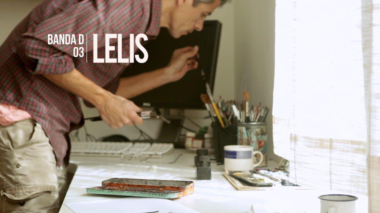 BANDA D | 03 | Lelis. http://bandad.com.br/  BANDA D é uma série sobre quadrinhos. Em cada episódio, um quadrinista. Imagens, entrevista e e...