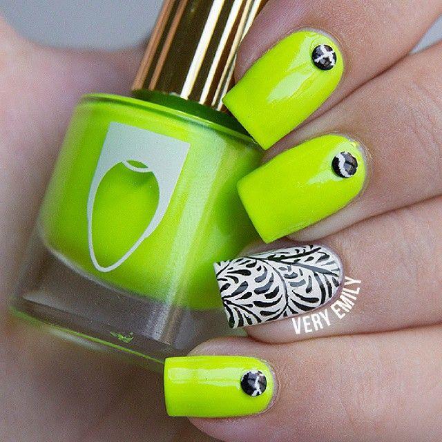 Instagram media by veryemily #nail #nails #nailart | My favorite ...