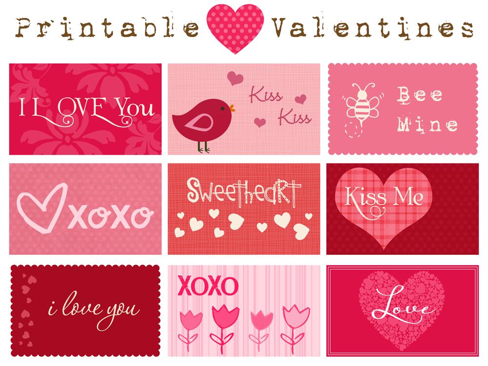 Tags para imprimir dia dos namorados Blog Criando Layouts – Valentine Card Layouts