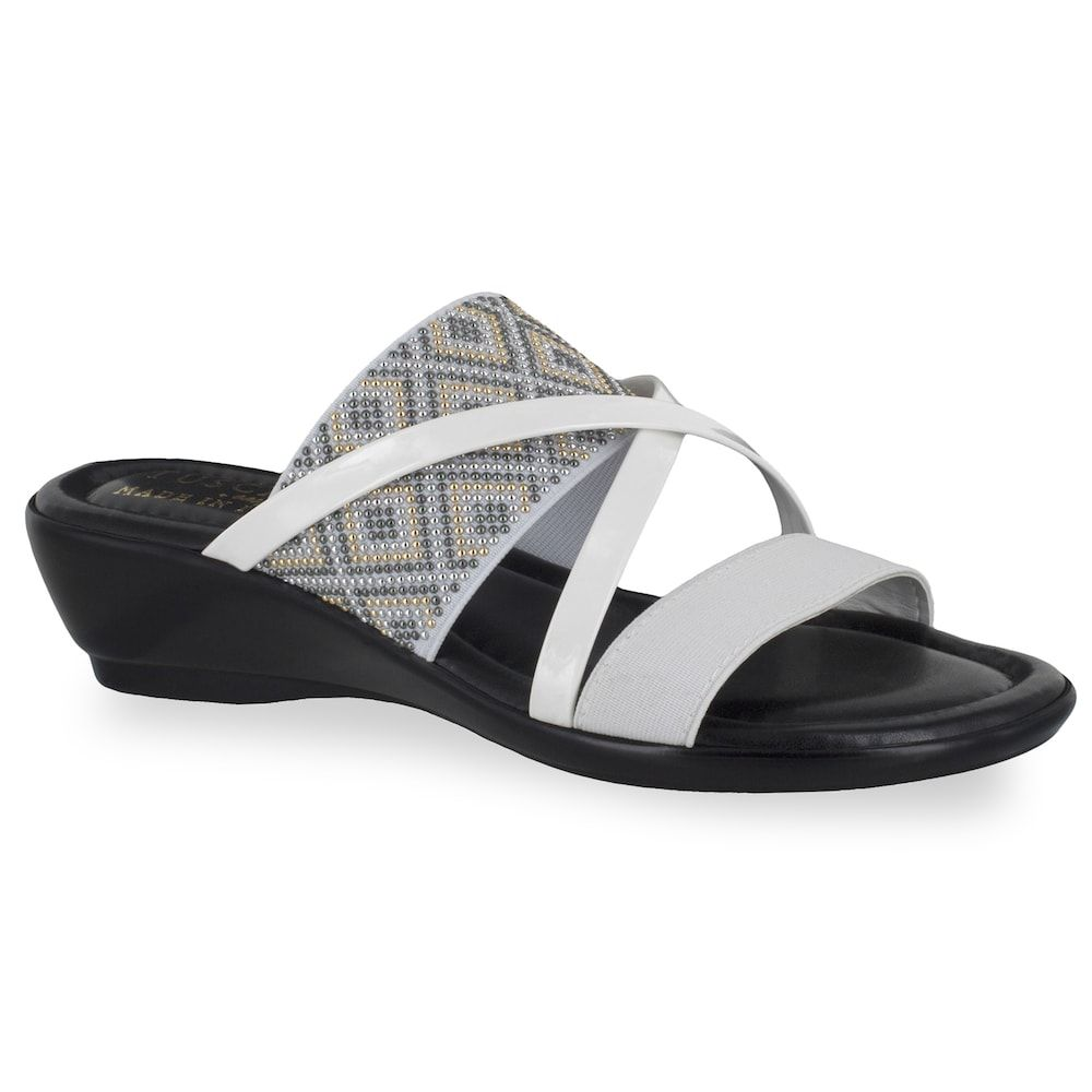 4e8296a5064 Tuscany by Easy Street Palazzo Women s Sandals