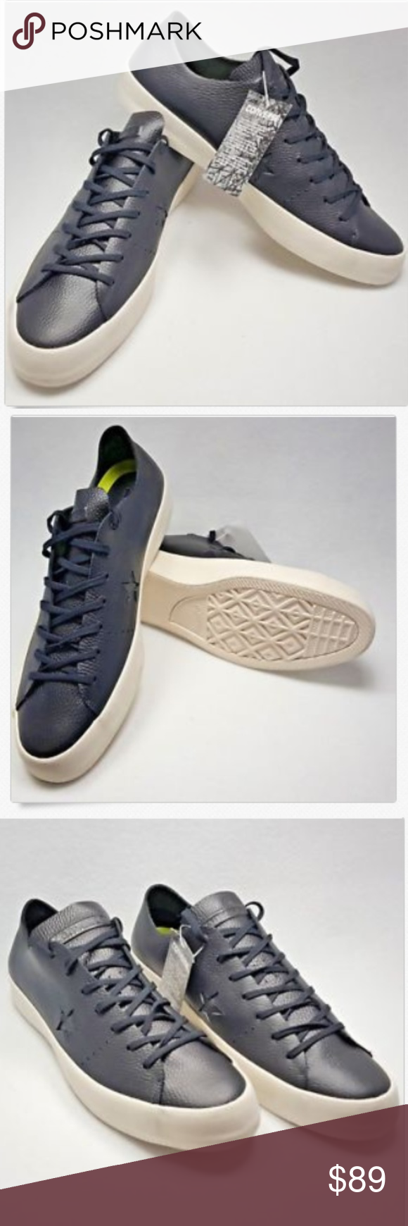 e9bb2f4a8266 Converse Men s 154838C One Star Prime Low Top  Brand New