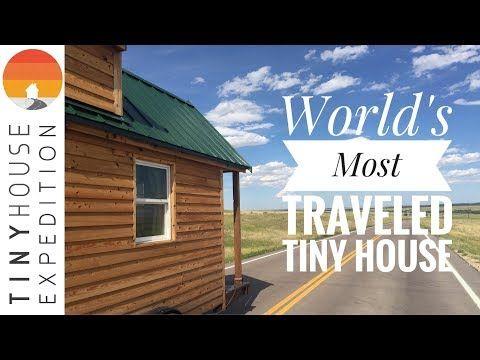 Tiny House Expedition Youtube Tiny House On Wheels