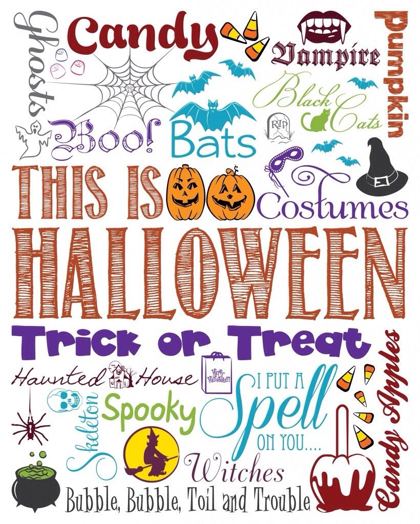 Free Halloween Printable Backgrounds