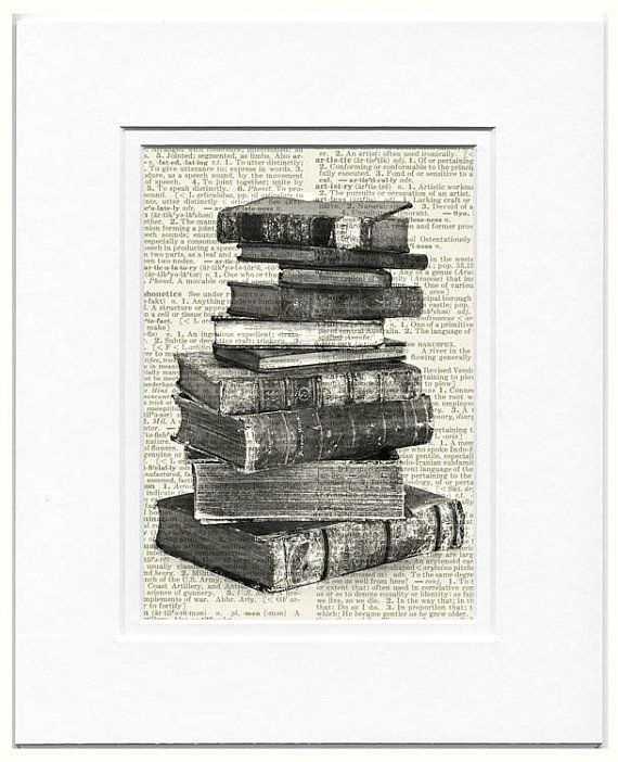 Books Stack Of Antique Books In Black And White By Fauxkiss Antique Books Vintage Book Art Old Book Art